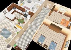 piantine 3D di casa