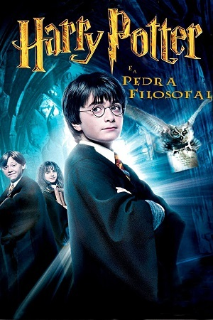 Harry Potter e a Pedra Filosofal BluRay Torrent