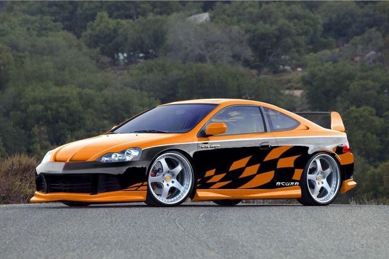 Weirdest car honda sports cars for Sporty honda cars