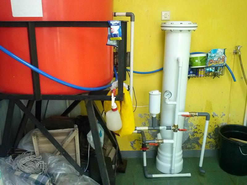 filter air bandung, bogor