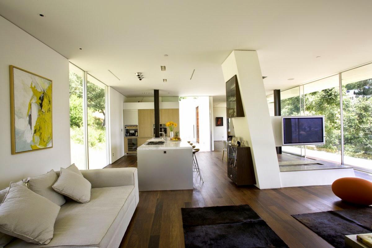Interior Rumah Tinggal Sederhana