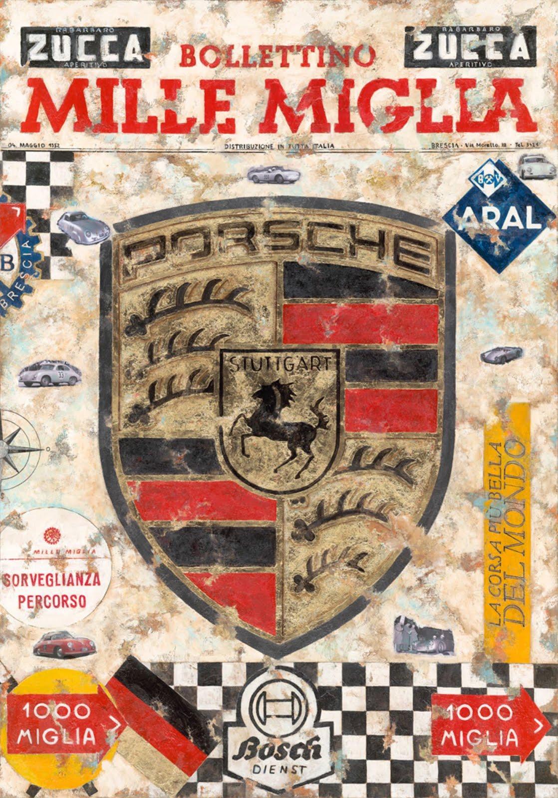 Porsche Canvas