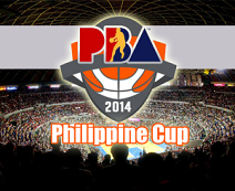 PBA: Rain or Shine Elasto Painters vs Meralco Bolts April 23, 2014