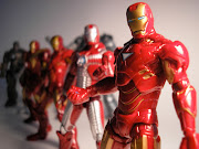 . Iron Man (Homem de Ferro) FurReal Friends . (iron man iron man mark vi )