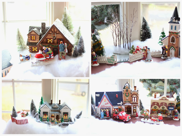 Department 56 Snow Village-www.goldenboysandme.com