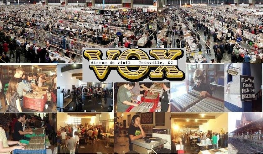 Vox Discos - LP's (nacionais & importados)