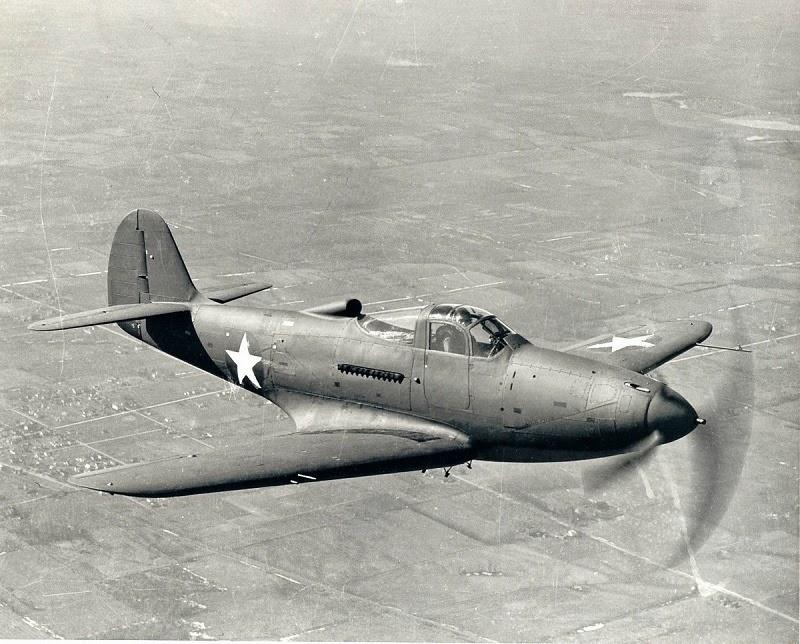 Второй мировой войны авиация сша 1941