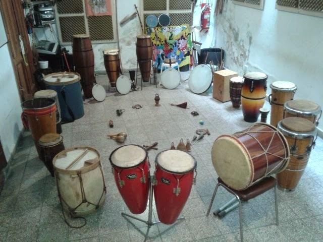 Circulo de Percusión I