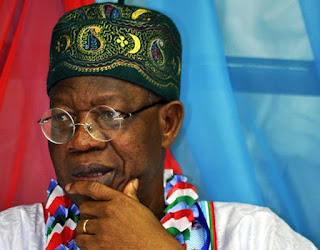 Nigerian govt reacts to UN report indicting Lai Mohammed as liar