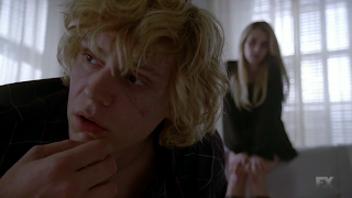 American Horror Story S03E06/07 The Axeman Cometh/ The Dead