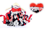 Sara Kids - Red Bow, 36M, RM42