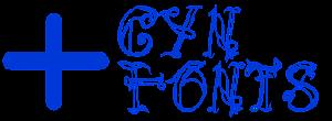 Free Fonts?