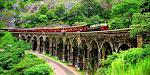 Punalur Railway History