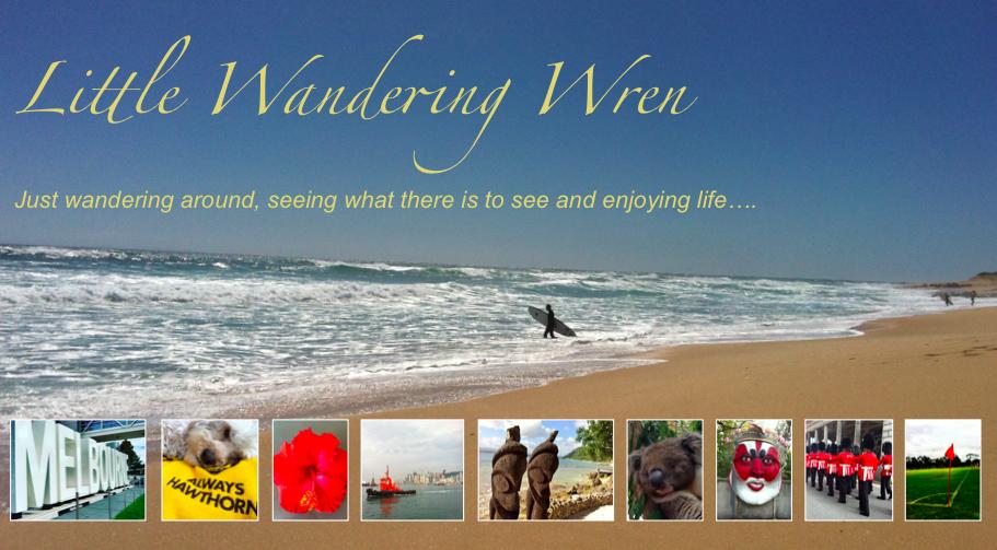 Little Wandering Wren