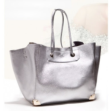 AA FASHION BAG ( SILVER)