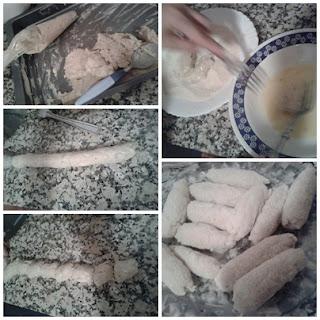 croquetas con leche de avena en thermomix
