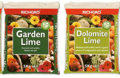 Dolomite Gardening