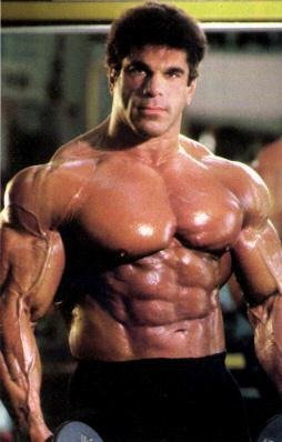 Bodybuilding champions: lou ferrigno:Secrets training