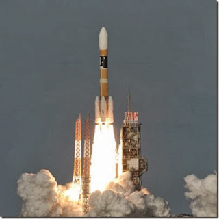 Jepun lancar satelit khas pantau hujan, ribut petir global