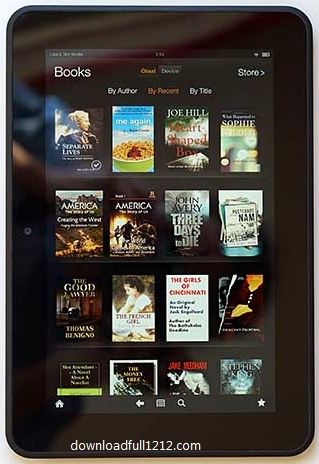 Review Amazon Kindle Fire HD 8.9