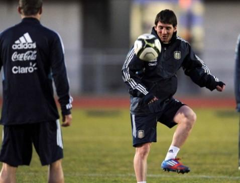 Messi: voy a ganar el Mundial de Brasil. Lo sueño despierto
