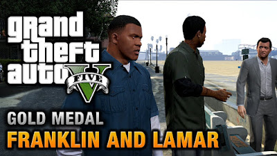 gta 5 franklin and lamar görevi