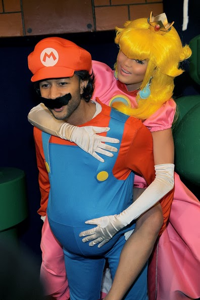 Nintendo Themed Baby Clothes