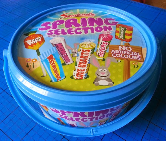 Swizzels Spring Selection Tub and Weekly Hamper Giveaway