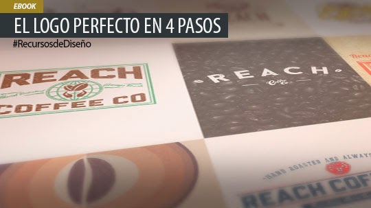 Ebook. EL LOGO PERFECTO EN 4 PASOS