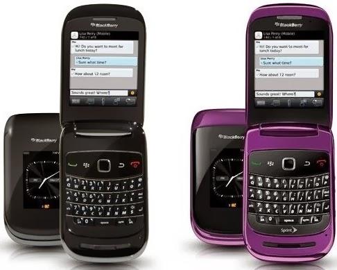 Harga Dan Spesifikasi BlackBerry Style 9670