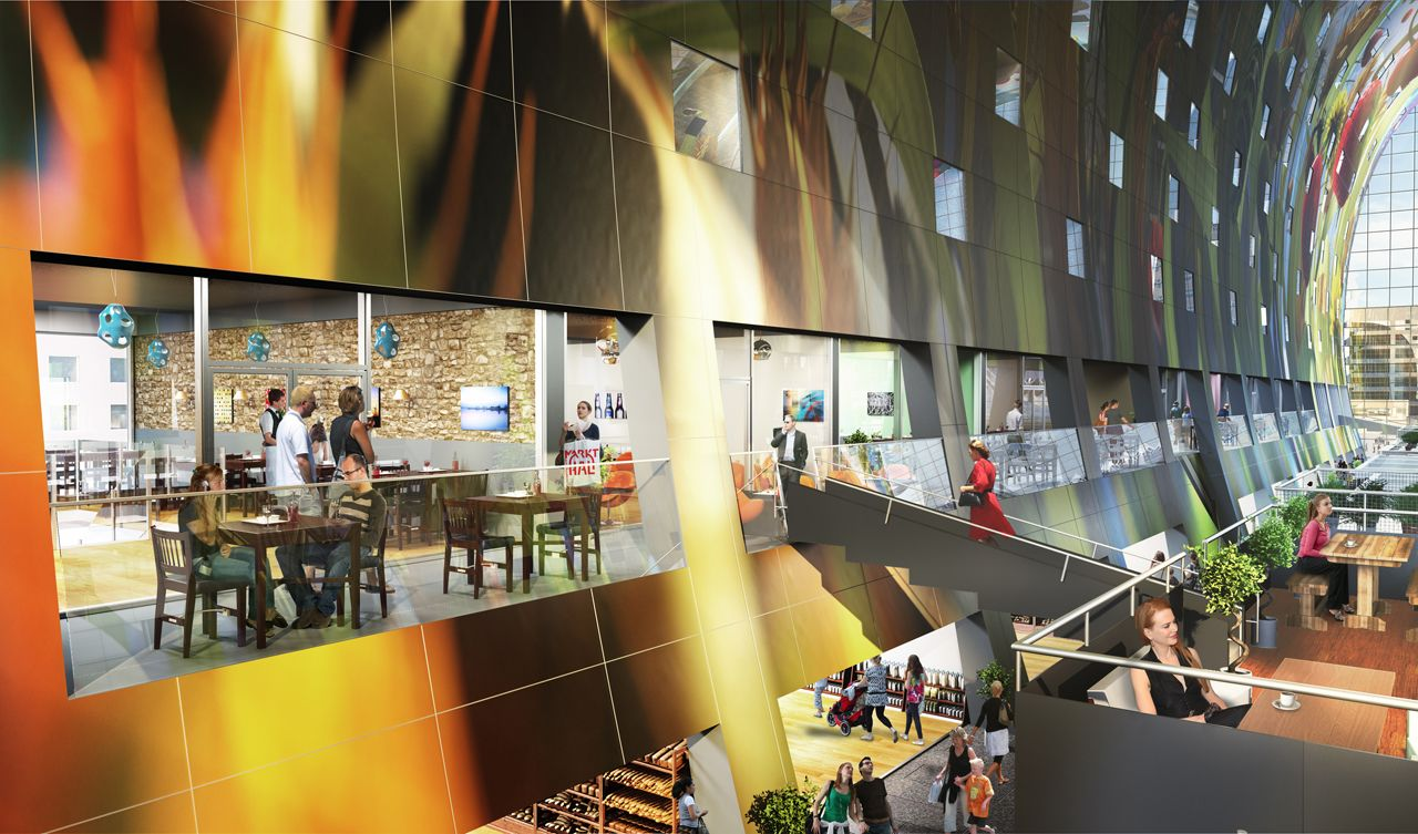 mvrdv market hall rotterdam - photo #33
