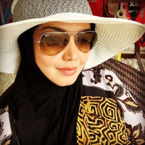 Blog hiburan foto siti nurhaliza dan datuk k bercuti di for Siti di foto