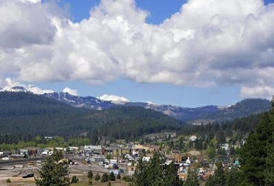 Connecting Truckee with Nevada City by Trail