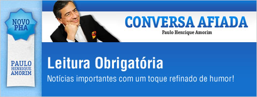 LEITURA OBRIGATÓRIA  - CONVERSA  AFIADA