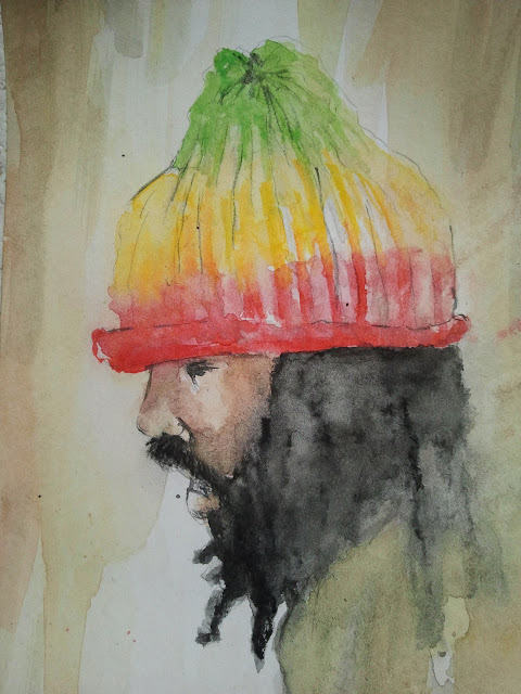 Artwork: Protoje - Warrior
