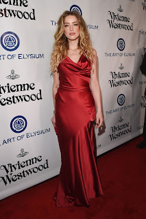 Amber Heard - The Art of Elysium 2016 HEAVEN Gala in Culver City