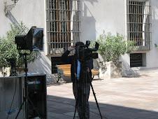 Prensa / Nacional / En el patio de los Naranjos de La Moneda