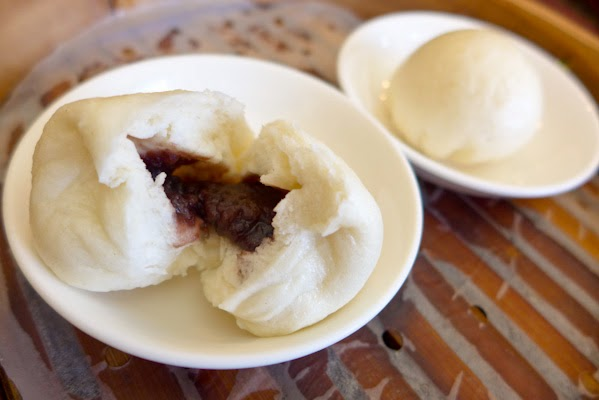Sweet Red Bean Buns - Soup Dumplings Montreal
