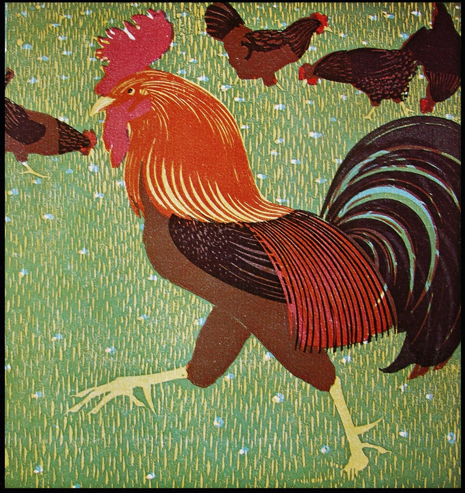 a deeper meaning behind chaucers tale of rooster chaunticleer