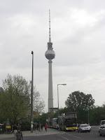 Fernsehturm a Berlino