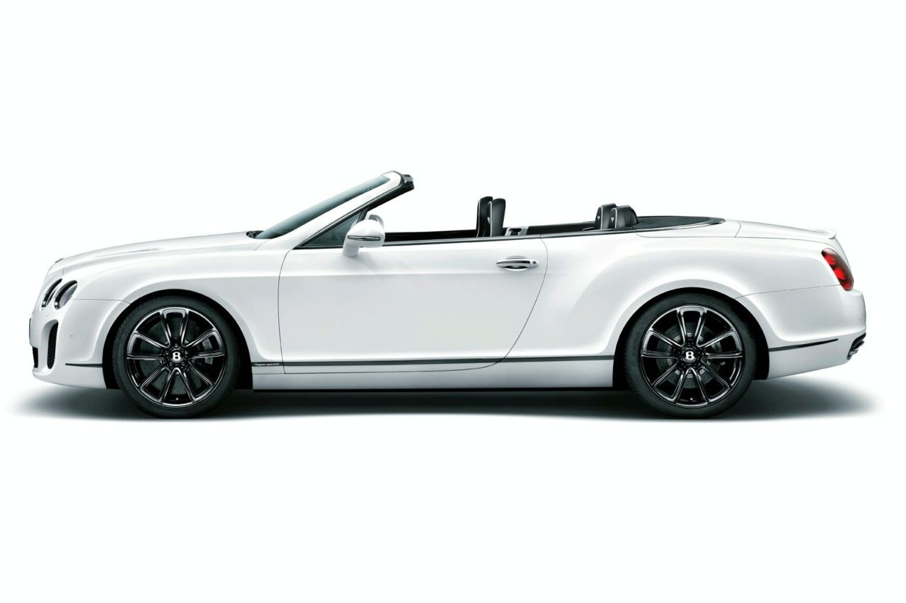 2011 Bentley Continental Supersports Sport Cars And
