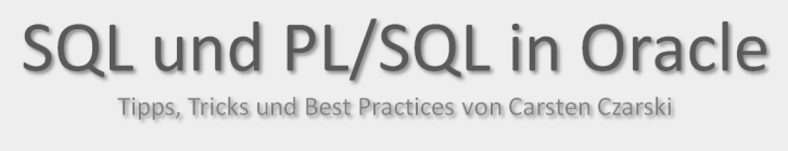 Oracle SQL und PL/SQL ...