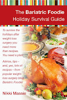 New Book! The Bariatric Foodie Holiday Survival Guide is Here!