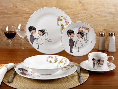 Eu Quero Aparelho De Jantar Para Noivas Casamento Criativo