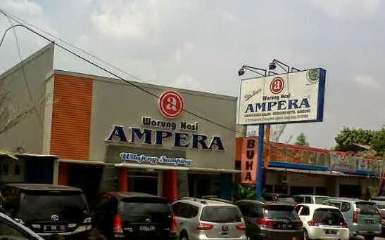Hasil gambar untuk Rumah Makan Ampera