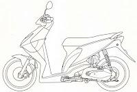 Spesifikasi Motor Honda Beat