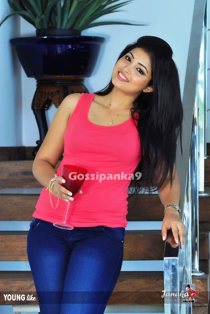 sri lankan actress hot image