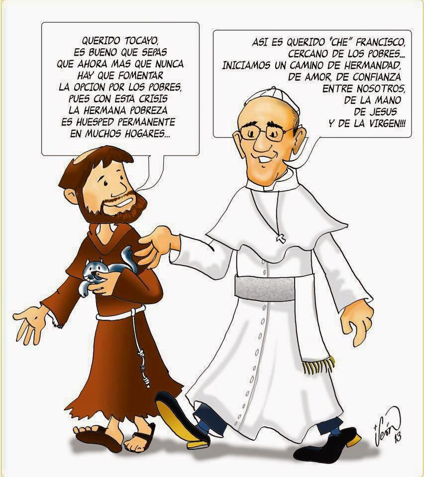 74) Coherencia franciscana (#1.591)