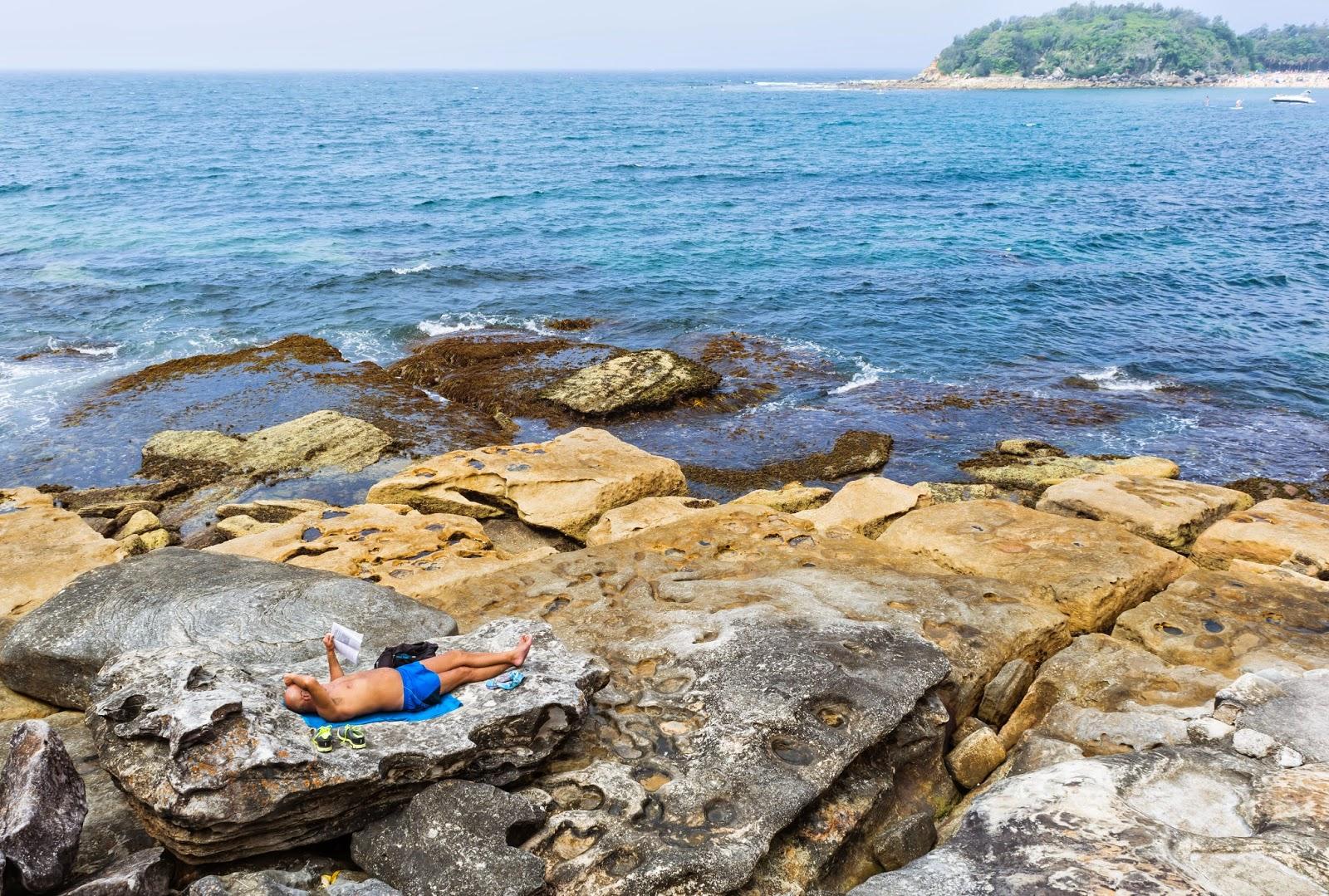 мэнли пляжи Австралии