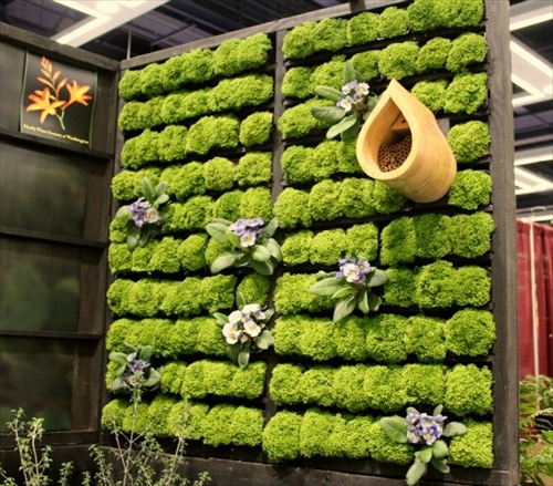 Garden Ideas with Wooden Pallets